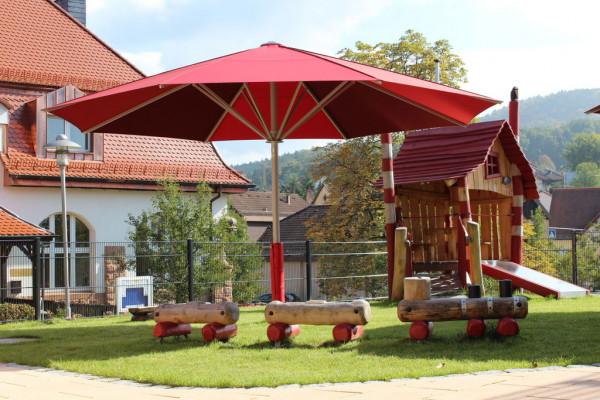 Kindergarten Sonnenschutz
